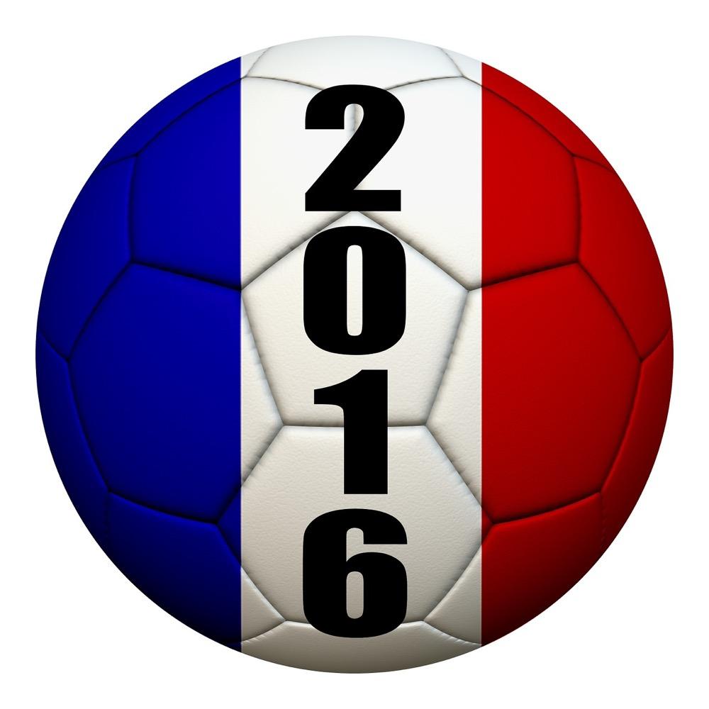 Fußball Europameisterschaft 2016 Frankreich