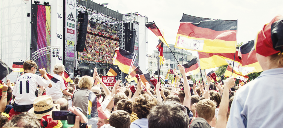 Fußball EM 2016 in Dresden