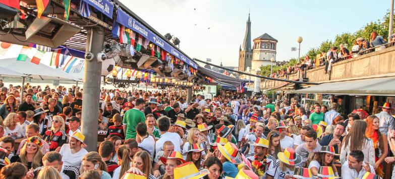 Fußball EM 2016 Düsseldorf