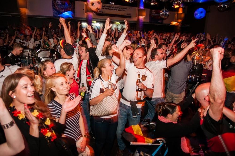 Fußball Europameisterschaft 2016 Duesseldorf