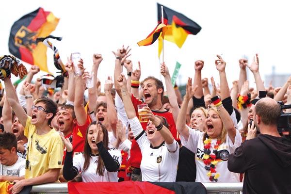 Fußball-Europameisterschaft 2016 in Stuttgart