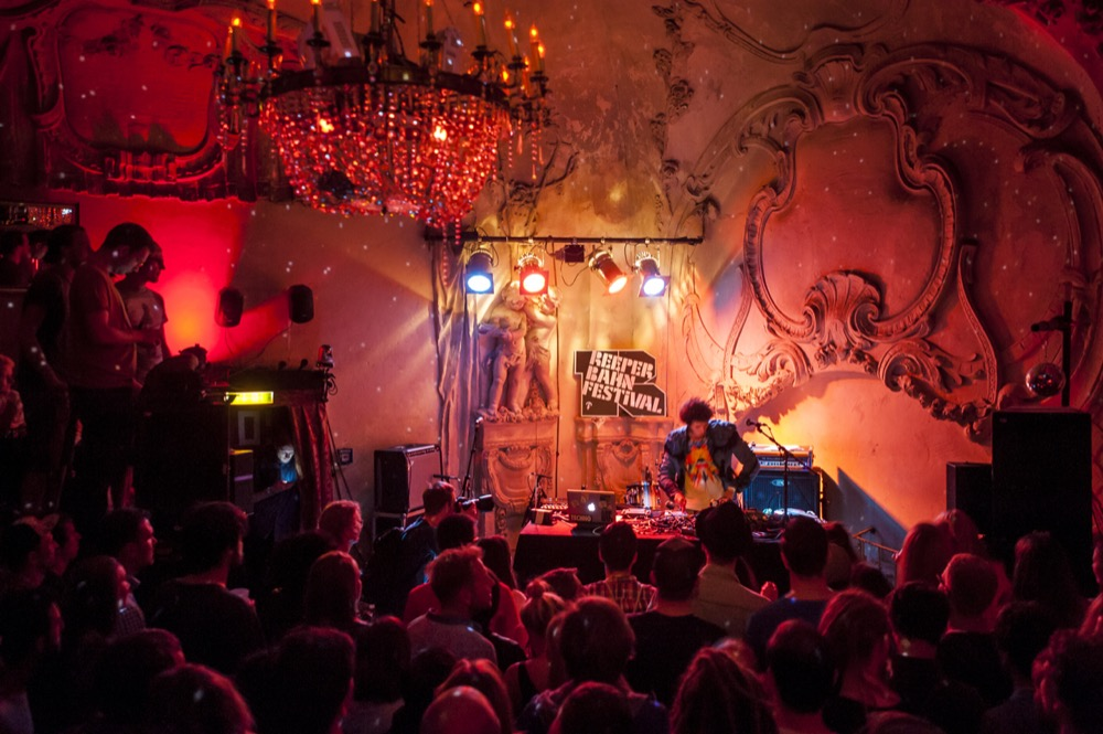 Reeperbahn Festival 2016 in der Prinzenbar