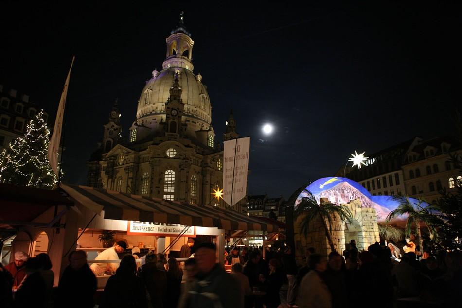 Weihnachtsmarkt In Dresden.Weihnachtsmärkte In Dresden Prinz