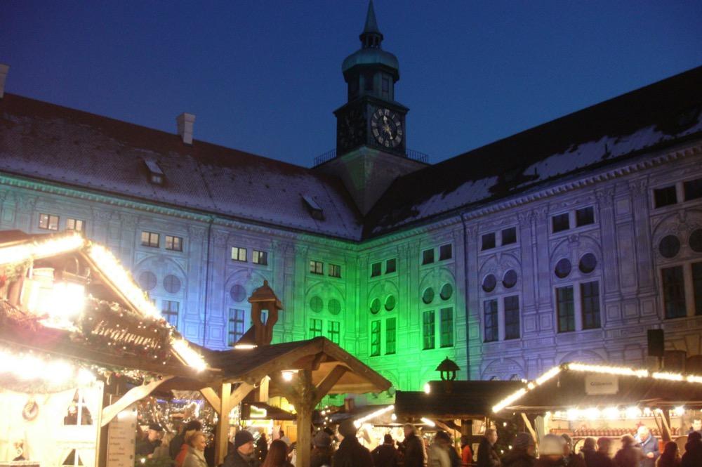 Weihnachtsmärkte in Deutschland, München